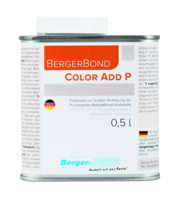 BergerBond ColorAdd P