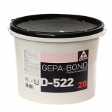 GEPA Bond D-522 Dispersionsparkettkleber - 20 kg